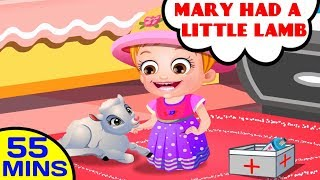 Mary Had A Little Lamb | Nursery Rhymes Collection by Baby Hazel Nursery Rhymes