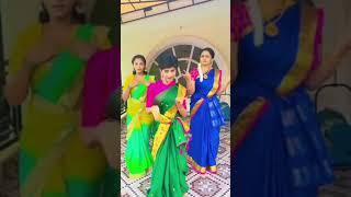 #Shorts With Rowdy Baby Aayesha Akka And Sandhiya   Sathya Serial   Satya Serial   Kutti Talkies