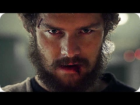 MARVELS IRON FIST Teaser Trailer SEASON 1...