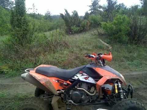 ktm-450 xc-test ride-serbia-atv - youtube
