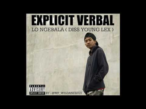 Explicit verbal- lo ngelaba(Diss young lex)