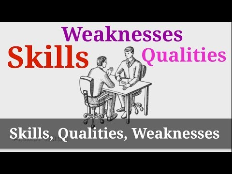 How to Know Your Skills, Qualities and Weaknesses in Hindi । Quality Traits of a Good Person
