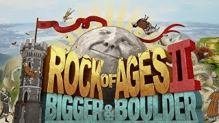 Rock of Ages 2: Bigger & Boulder - He Puked On My Ball! - Rock of Ages 2 Gameplay Highlights Part 1
