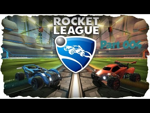Let's Play Rocket League 004 | Marvin's Tor will keiner sehen