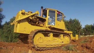 CATERPILLAR D8H RESTORATION