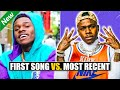 Gambar cover Rappers FIRST SONGS vs SONG THAT BLEW THEM UP vs MOST RECENT SONG 2019