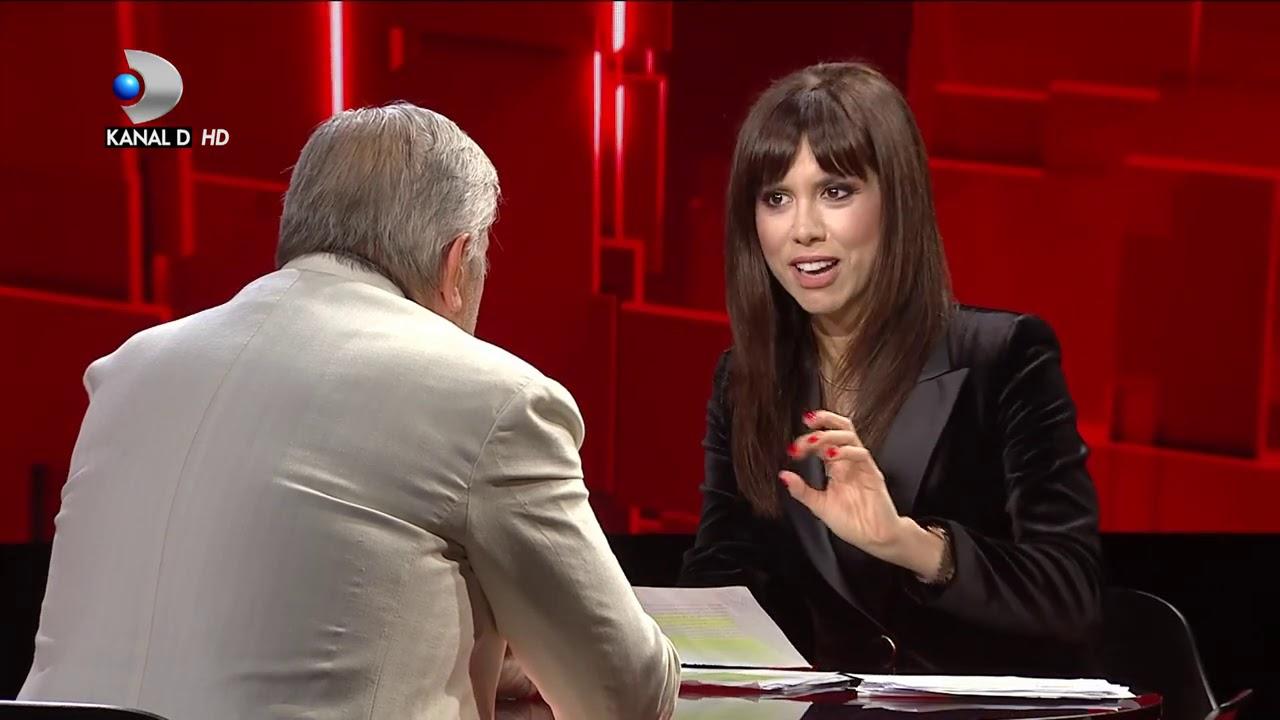 40 de intrebari cu Denise Rifai - Este Ilie Nastase invidios ca Ion Tiriac are mai multi bani?