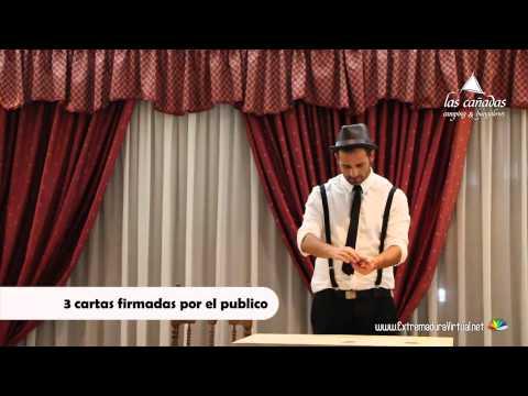 El Mago Eladio Torres en Extremadura