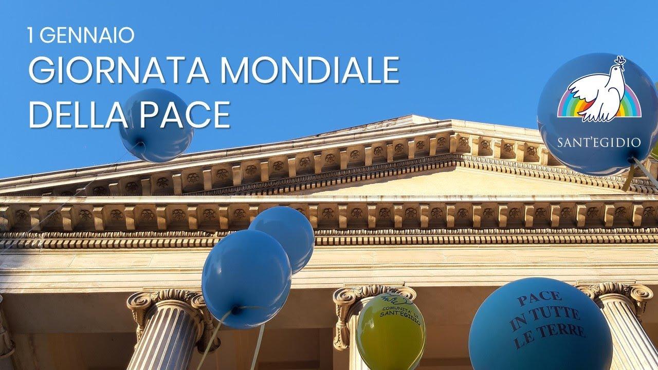 Giornata mondiale della Pace a Genova