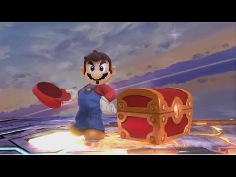Super Smash Bros. (Wii U) - Complete Crazy Orders with at least 20 turns (Mario)