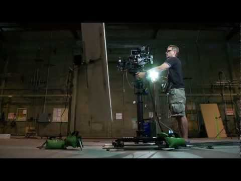 """Behind the Scenes of """"The Gamblers"""" - Creating the Virtual Ledge"""