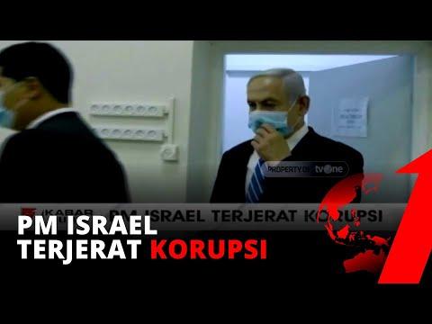 Terjerat Korupsi, PM Israel Netanyahu Kembali Disidang   TvOne