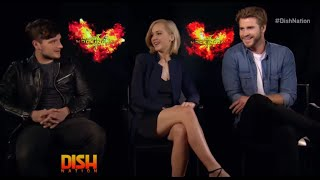 'Who's More Likely To' In The Hunger Games!