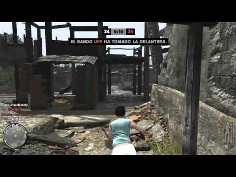 Max Payne 3. ARMAS - SAF .40
