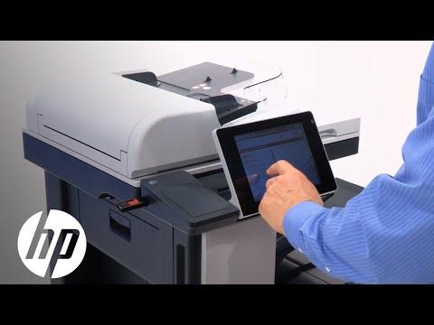 Itsvet Hewlett Packard Laserjet Enterprise 500 M525f