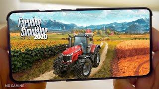 🔥TOP 6🔥Realistic Farming Simulator games For Android & IOS 2020 | Offline Simulator Games【MD】 screenshot 2
