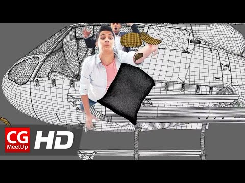 "CGI VFX Breakdown HD ""Making of Tiger Chips Spot"" by Monkeys | CGMeetup"