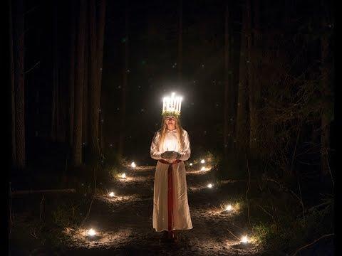 """Jonna Jinton Lucia 2014 """"Ljus i mörkret"""""""