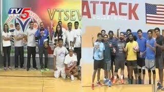 VT SEVA Organaisation | Volleyball Tournament For Hurricane Victims | TV5 News