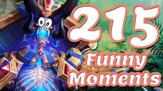 Heroes of the Storm: WP and Funny Moments #215