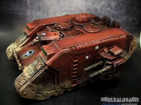 Blood Angels army & Afterthought music