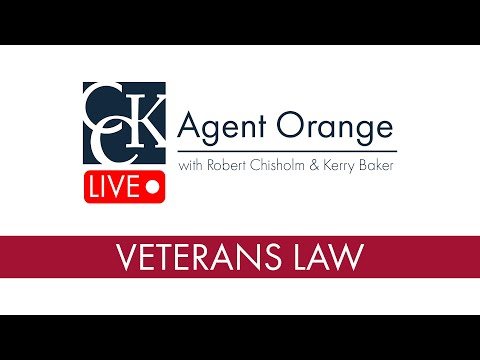 CCK LIVE: Agent Orange