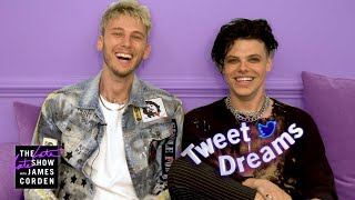 Tweet Dreams w/ Machine Gun Kelly & YUNGBLUD