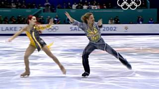 A memorable gold for Gwendal Peizerat and Marina Anissina - Figure Skating, Salt Lake 2002