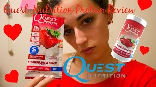 Quest Nutrition Protein Review