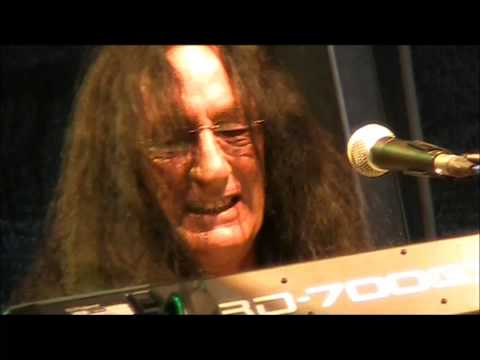 July Morning (1971) - Ken Hensley / Uriah Heep & Live Fire @ Bad Homburg Germany