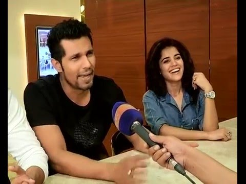 Randeep Huda and other cast Interview for Laal Rang by Parag Chhapekar- Part 2