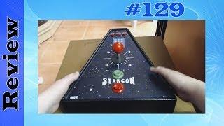 REI Starcon Arcade Joystick Controller - Ultra RARE! (Atari 5200)