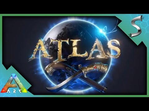 ATLAS - NEW PIRATE STYLE GAME BASED ON ARK! SHIP COMBAT, UNDEAD, SUNKEN TREASURES + MORE!