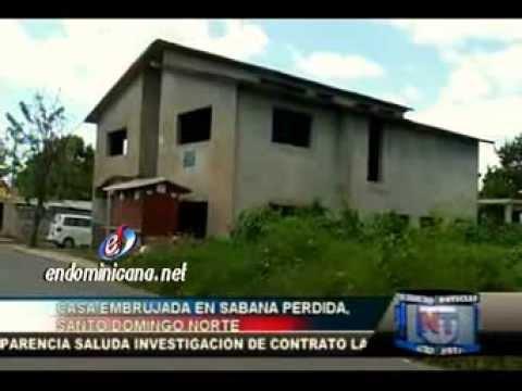 una casa embrujada que le queda chiquita a la del km5 zona 5