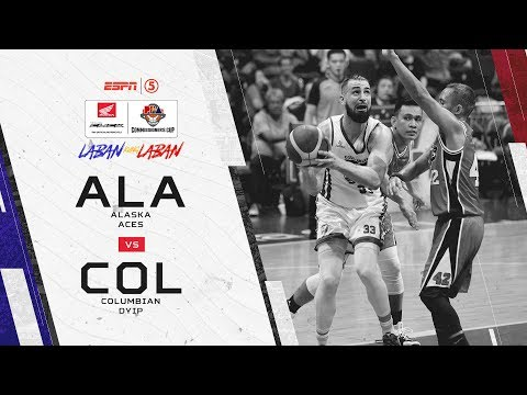 PBA: Alaska vs. Columbian (REPLAY) - May 19, 2019