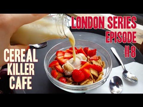 | London Series | Episode 8: Cereal Killer Cafe!