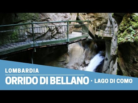 Orrido di Bellano: una gita imperdibile in Lombardia