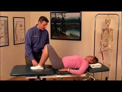 LOW BACK PAIN: Mount Shasta Physical Therapy - Joe Champagne