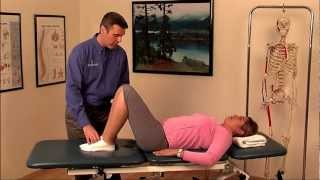 LOW BACK PAIN: Mount Shasta Physical Therapy - Joe Champagne, PT, CAT