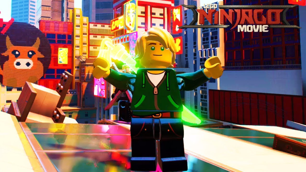The Lego Ninjago Movie Video Game Lloyd High School Unlock