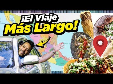 VAMOS A RECORRER EN COCHE TODO MÉXICO - El Viaje más largo de mi vida
