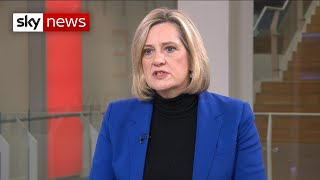 Amber Rudd: May's deal was better than PM's