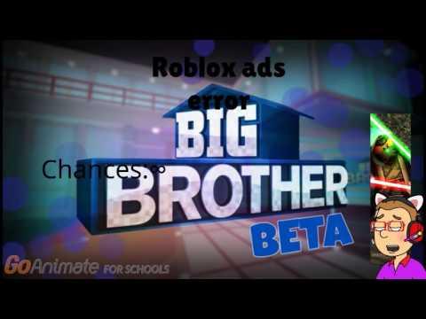 Roblox ads error GA 4