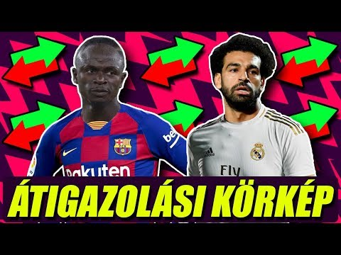 Mo Salah a Real Madridban?
