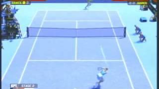 Virtua Tennis 3 Maria Sharapova part.1