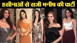 Ananya Panday, Tara Sutaria, Kiara Advani & others look beautiful in Manish Malhotra party | Boldsky