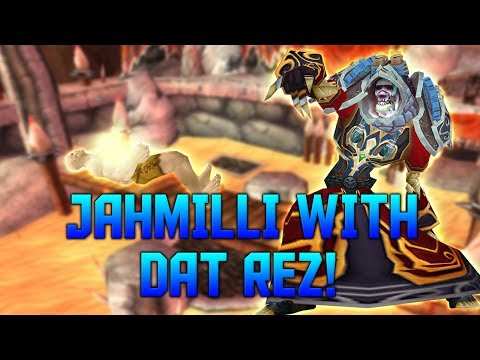 JAHMILLI WITH DAT REZ vs RMD
