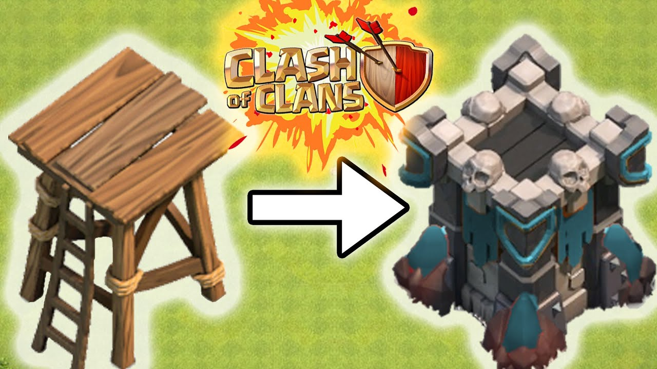 clash of clans upgrade guide