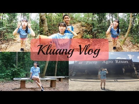 Kluang Vlog/ Travel With Me!居銮旅行日记(Gunung Lambak,UK Farm,Zenxin)