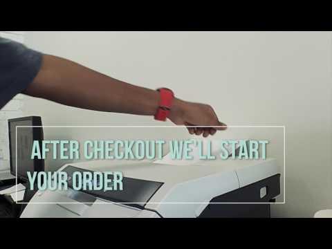 Ordering Prints Online